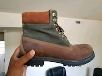 Like New Timberland Men's Boot 6 Inch Size 12 Woodlawn, 21207