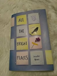 Books: All The Bright Places Cole Harbour