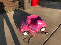 Fisher Price Minnie Mouse Electric Car Saint Clair Shores, 48081