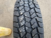 Brand new Mastercraft Courser truck tire BUFFALO