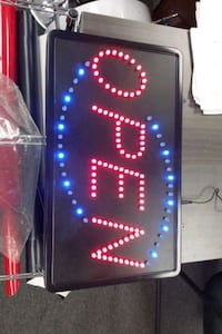 Led open sign Toronto, M1V 1R4
