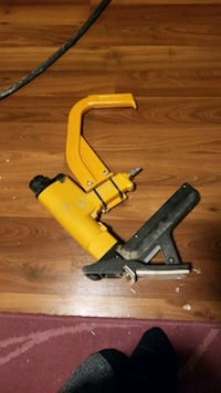 Bostitch flooring nailer good condition