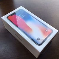 *BRAND NEW* Sealed iPhone X 64gb for sale Calgary, T3A