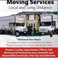 Moving services  Silver Spring