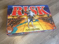 Risk-The Game of Global Domination. Hardly Used! Dartmouth, B2X 1H7
