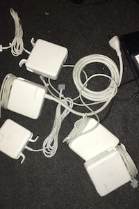Mac Book PRO AND AIR MAG SAFE AND MAG SAFE 2 in 45w 60w and tested