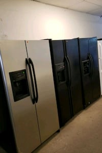 Stainless side by side starting at $250 Dearborn Heights