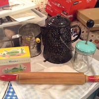 Vintage assorted kitchen decor each $5 Toronto, M1P 4V9