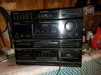 Pioneer stereo and speakers Fargo, 58102