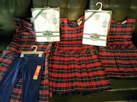School Uniforms size  [PHONE NUMBER HIDDEN]  dresses Marlow Heights, 20748