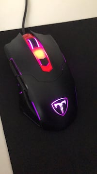 RGB Customizable mouse with 2 side buttons Gaithersburg, 20878
