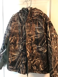 brown realtree camouflage jacket Ashburn, 20148