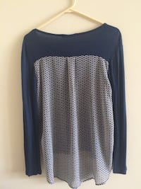 Navy long-sleeved shirt West Valley City, 84119