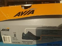 Black Avia shoe White Plains, 20695