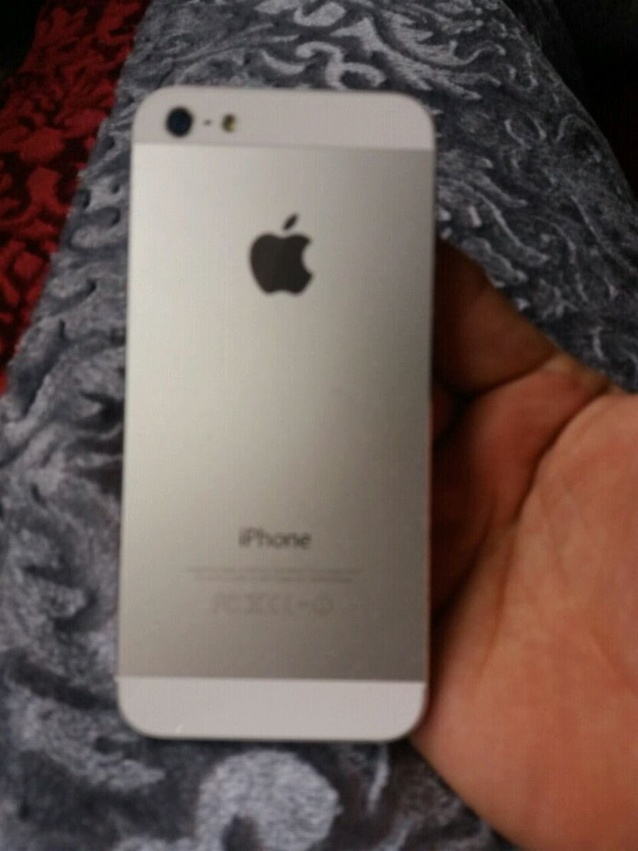 blanco iPhone 5 for sale  Collado Villalba