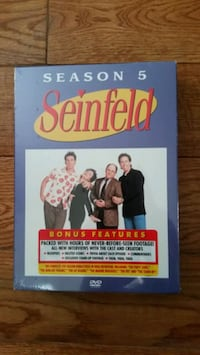 Seinfeld Season 5 DVD set Brand New