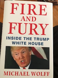 Fire and Fury inside the Trump White House Silver Spring, 20906