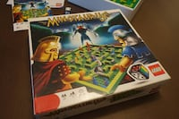 LEGO Games 3841: Minotaurus / COMPLETE With Box Guelph