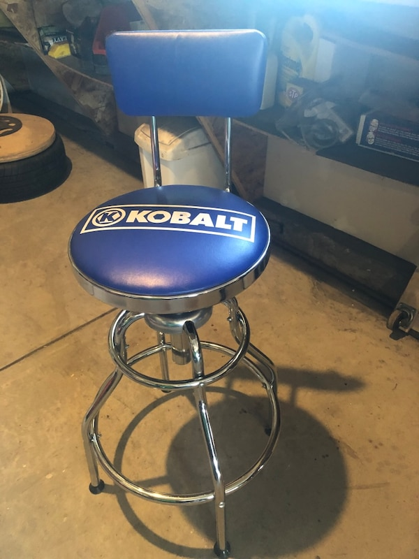 Sold Kobalt Work Bench Chair In