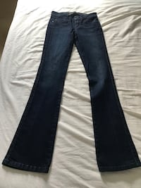 DARK BLUE GUESS JEANS IN SIZE 24 Kitchener, N2H 5T3