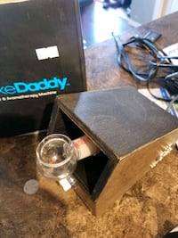Deluxe Daddy vaporiser and aromatherapy Spruce Grove, T7X 0C8