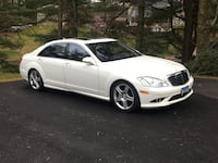 2007 Mercedes-Benz s550 4matic Owings Mills
