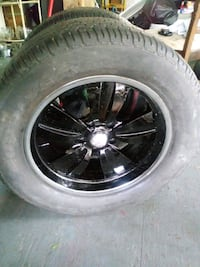 305/50R20 used Tires  Surrey, V3T 3V8
