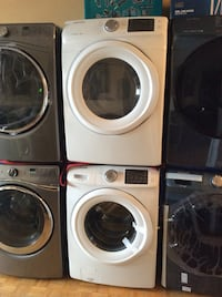 Brand new washer & electrical dryer  Mississauga, L5K 1T4