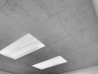 "Drop Ceiling Complete 11 ft 7-1/2"" x 12 ft 6-1/2"" (ceiling tiles and grid, lights not included)  Fairfax, 22032"