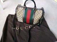Authentic Gucci large Speedy Surrey, V4N 0Z5