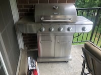 stainless steel 4-burner gas grill Alexandria, 22311