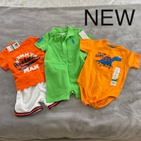 New bundle of 3 little boys clothing size 24 Months Fairfax, 22033