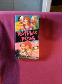 Ruthless People tape