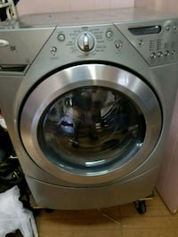 gray front-load clothes washer Torrington, 06790
