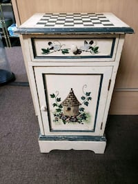 one drawer accent cabinet Las Vegas, 89122