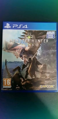 MONSTER HUNTER WORLD per Sony PS4 7138 km