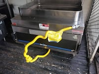 "Propane Table top fryer for a food truck 24"" Oklahoma City, 73118"