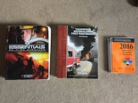 Pre service firefighting textbooks  Guelph, N1E 7L8