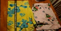 Two toddler blankets Spruce Grove, T7Y 1E9