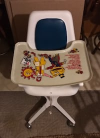Vintage McDonalds Restaurant High Chair from 1970's. $75 866 mi