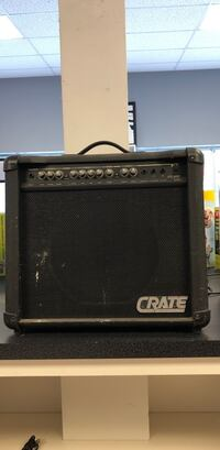 black and gray guitar amplifier Ronkonkoma, 11779