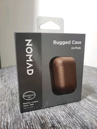 Nomad Wooden Case Airpods Brand New Visa Branded
