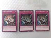 Yugioh evenly matched trap card  Paramount, 90723