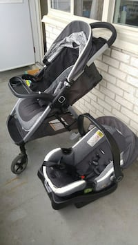 Car seat and stroller for sale  Toronto, M2M 3T6