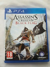 Assassin's Creed IV Black Flag PS4 oyun çantası Kütahya, 43040
