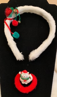 Christmas hair accessories Oakville, L6L 4X3