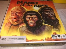 planet apes board game