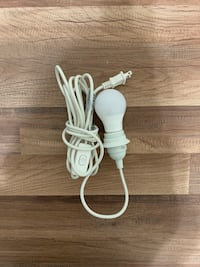 HEMMA Cord set with switch and LED bulb 阿罕布拉, 91801