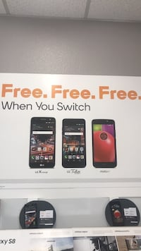 Your favorite brand name phones free when you switch  Arcade, 95821