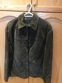 Daniel Leather Suede Jacket